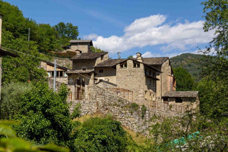 Il borgo completo di Selvapiana