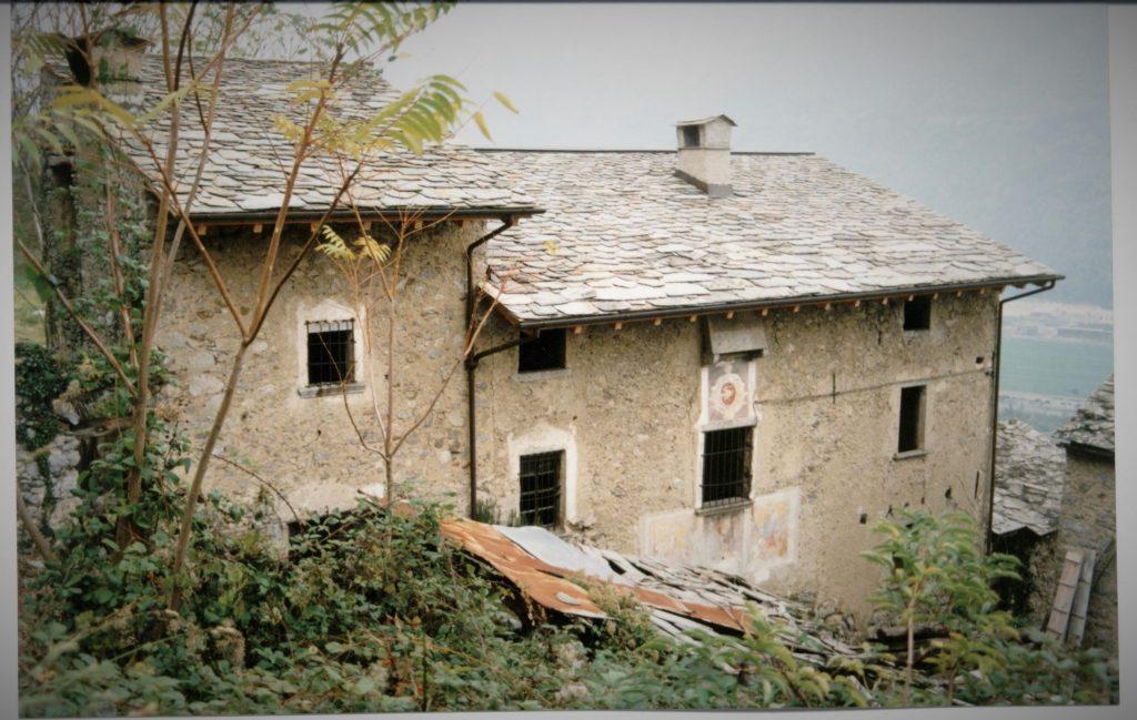 Il Palazzo del Borgo di una volta